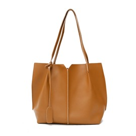 Ericdress Occident Style Big Capacity Shoulder Bag