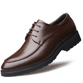 Ericdress Professional Plain Low-Cut Men's Oxfords