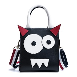 Ericdress Novelty Cartoon Design Zipper Women Handbag