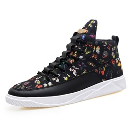 Ericdress Animal Print Patchwork Men's Athletic Shoes