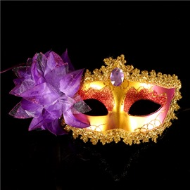 Ericdress Stunning Ultra Violet Mask for Women