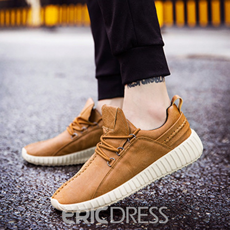 Ericdress All Match Breathable Plain Men's Athletic Shoes