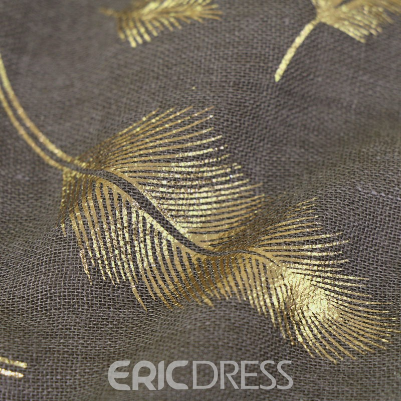 Ericdress Leather Gilding Urban Style Women's Scarf