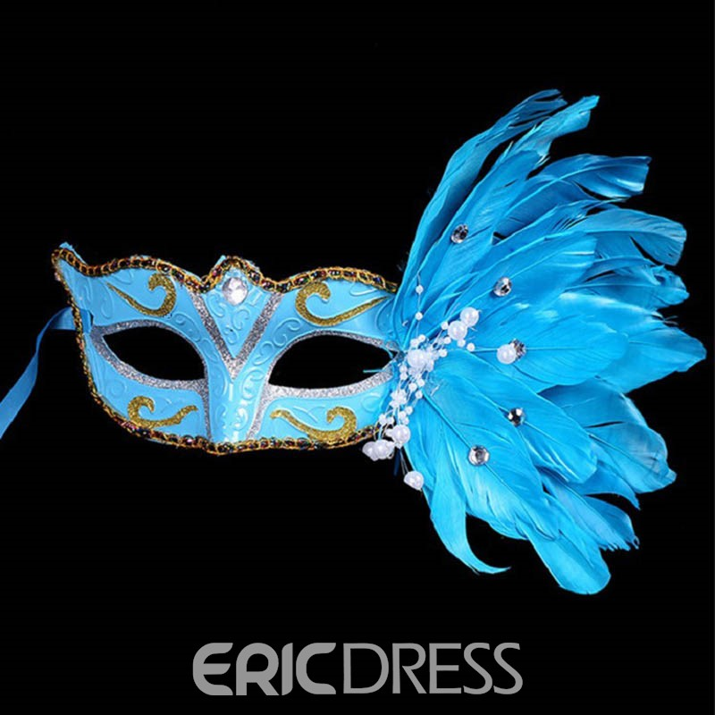 Ericdress Amazing Women's Ultra Violet Mask