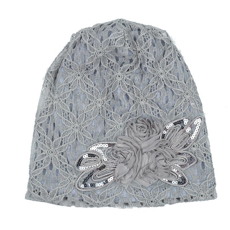Ericdress Fabulous Hollow Out Lace Women's Hat for Autumn&Winter