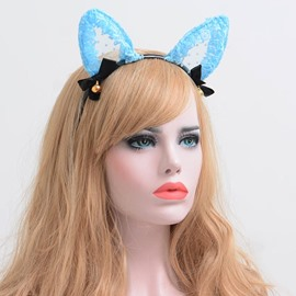 Ericdress Sexy Lace Cat Ears Women's Hair Accessories