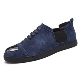 Ericdress Comfy Round Toe Plain Men's Casual Shoes