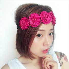 Ericdress New Style Imitation Rose Hair Accessories for Girl