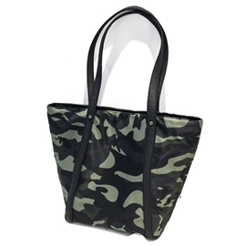 Ericdress Camouflage Huge Space Oxford Shoulder Bag