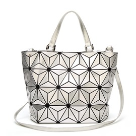 Ericdress Quilted Lining Design Bucket Shape Handbag