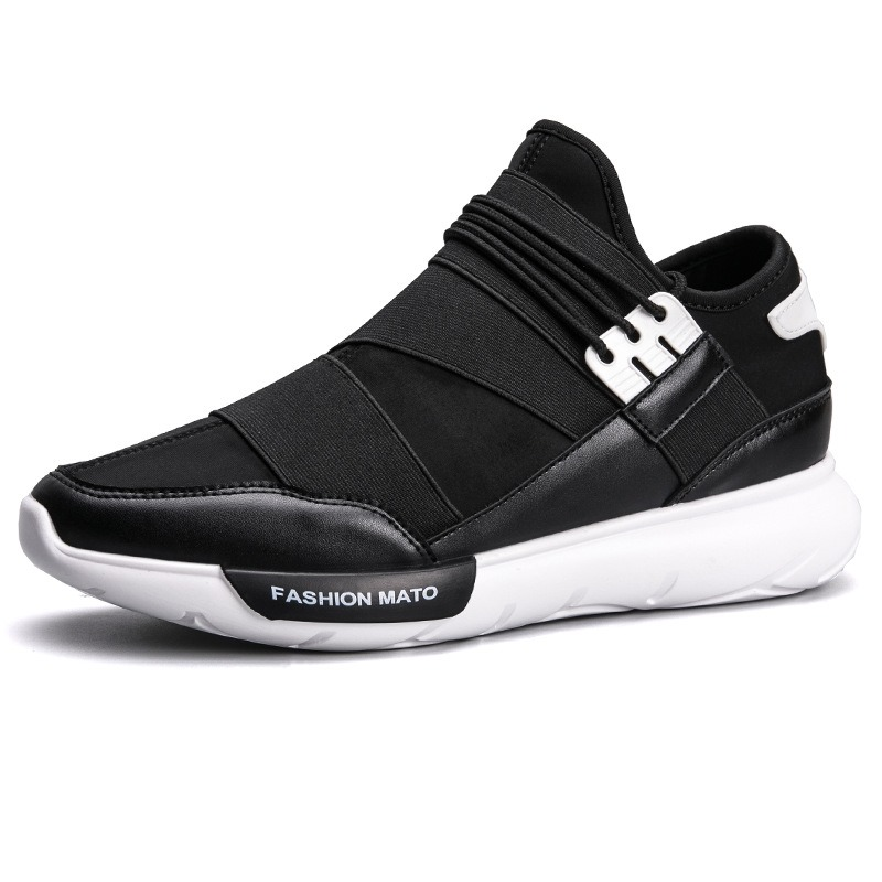 Ericdress Comfy Fashion Plain Patchwork Mens Athletic Shoes