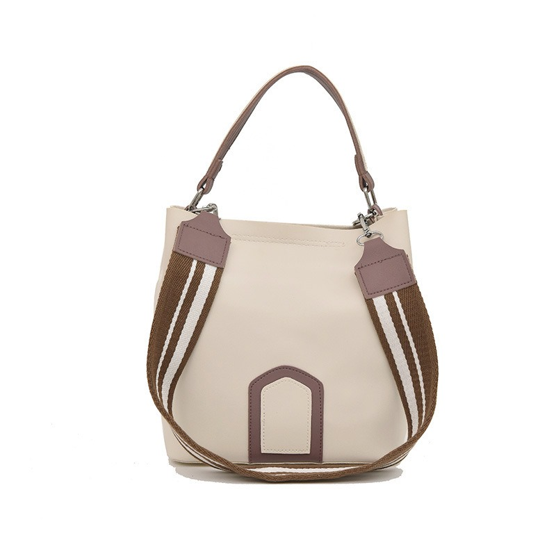 Ericdress Casual Color Block Shoulder Bag