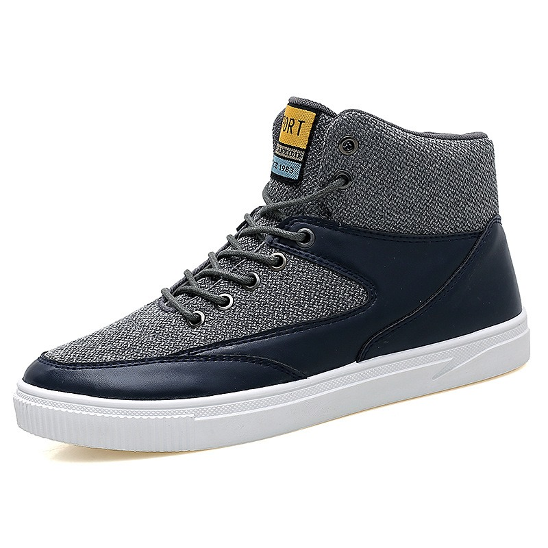 Ericdress Popular Plain Round Toe Men's Athletic Shoes