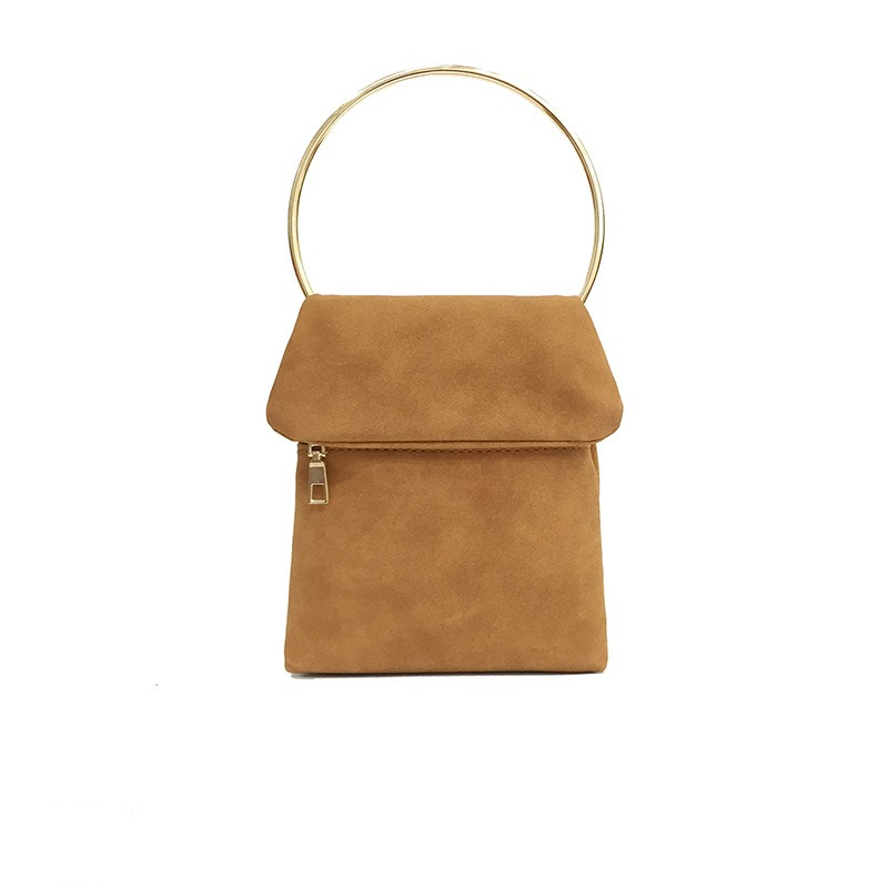 Ericdress Vintage Cirque Handle Crossbody Bag