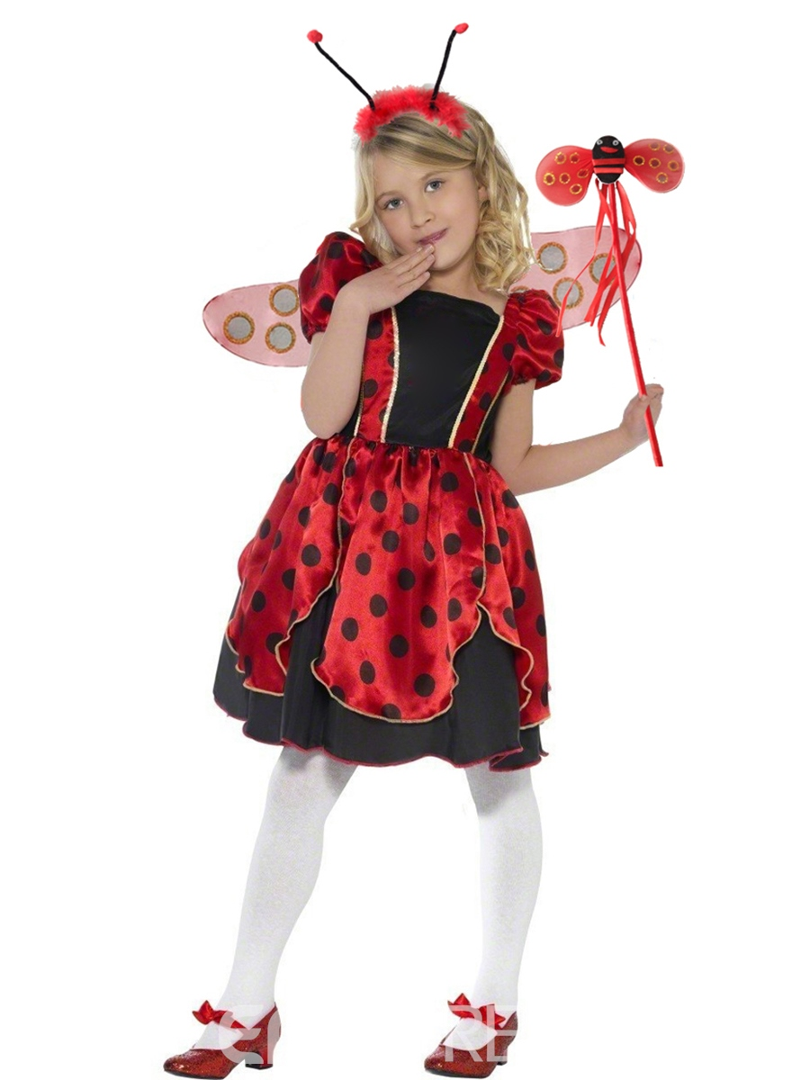 Ericdress Halloween Lovely Bee Cosplay Party Dress Girls Costume