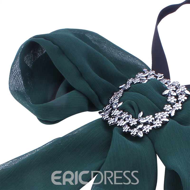 Ericdress Bowtie OL Style Women's Choker Necklace