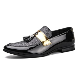 Ericdress British Fringe Slip-On Mens Oxfords