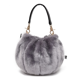 Ericdress Korean Style Soft Plush Women Handbag
