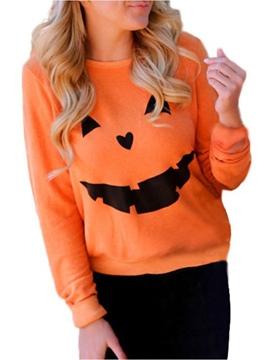 Ericdress Loose Halloween Pullover Cool Hoodie