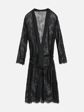 Ericdress Loose Half Sleeve Night-Robe