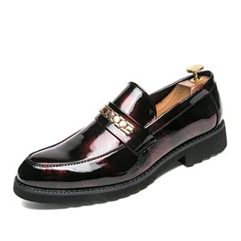 Ericdress British Sequin Slip-On Men's Oxfords