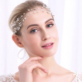 Ericdress Princess Style Full-Rhinestone Wedding Hair Accessories for Women