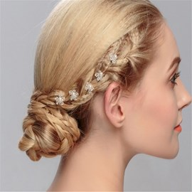 Ericdress Graceful Imitation Pearl Women's Wedding Hair Accessories