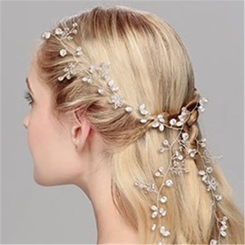 Ericdress Beautiful Diamante Wedding Hair Accessories for Women