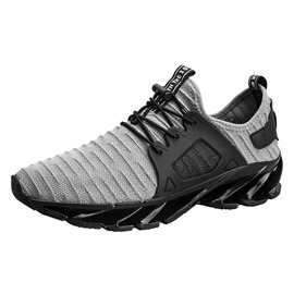 Ericdress Ventilate Cushioning Low-Cut Men's Athletic Shoes