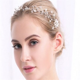 Ericdress Elegant Diamante Women's Wedding Hair Accessories