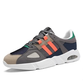 Ericdress Breathable All Match Color Block Men's Athletic Shoes