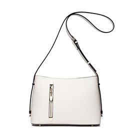 Ericdress Simple Zipper Design Women Crossbody Bag