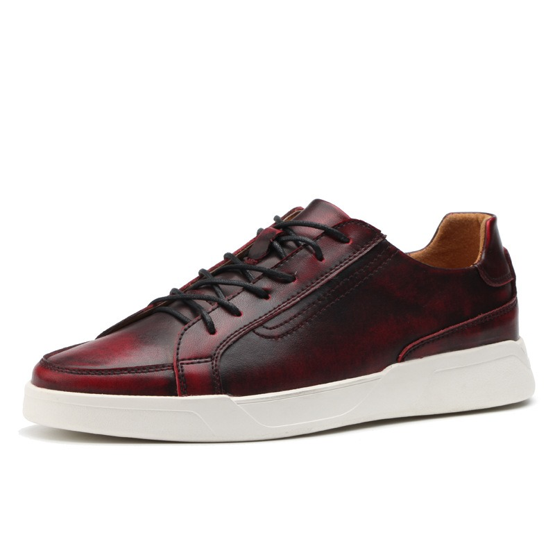 Ericdress Fashion Low-Cut Plain Mens Sneakers