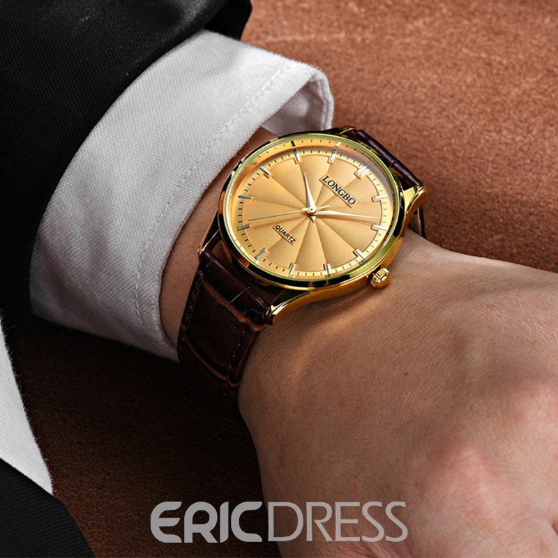 Ericdress JYY Good Quality Business Waterproof Quartz Men's Watch