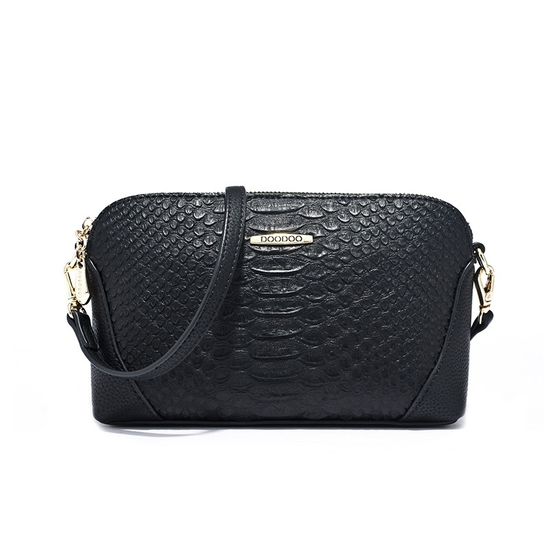 Ericdress Alligator Pattern Shell Crossbody Bag