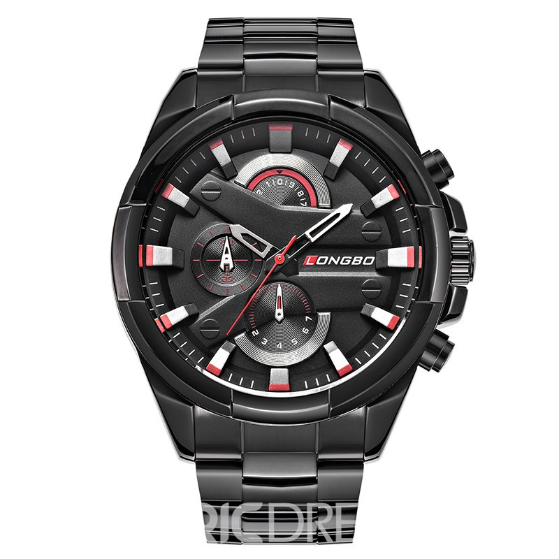 Ericdress JYY Classic High Quality Steel Band Quartz Men's Watch