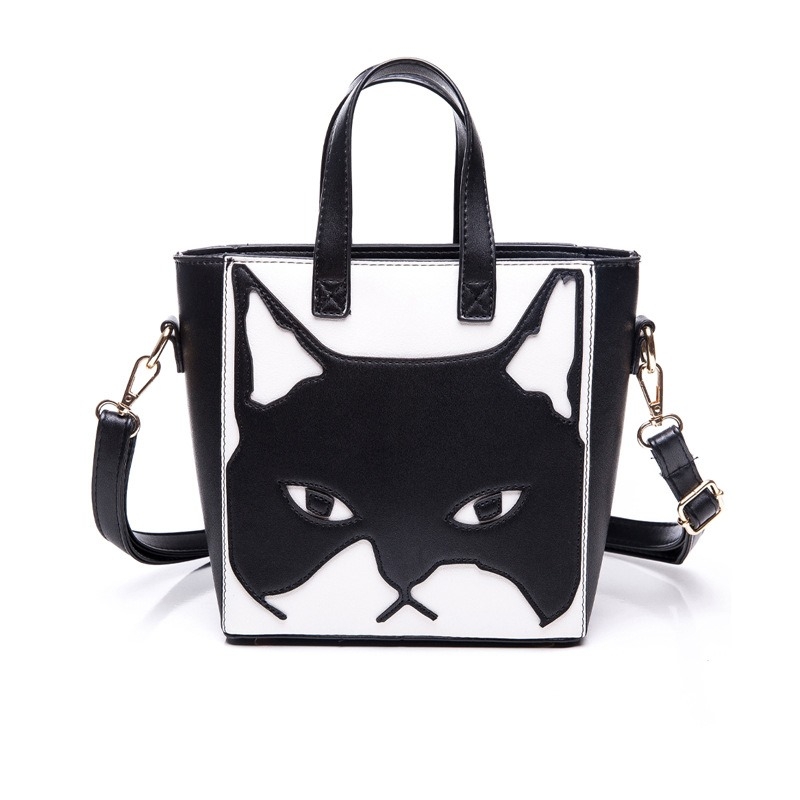 Ericdress Personality Animal Pattern Design Crossbody Bag
