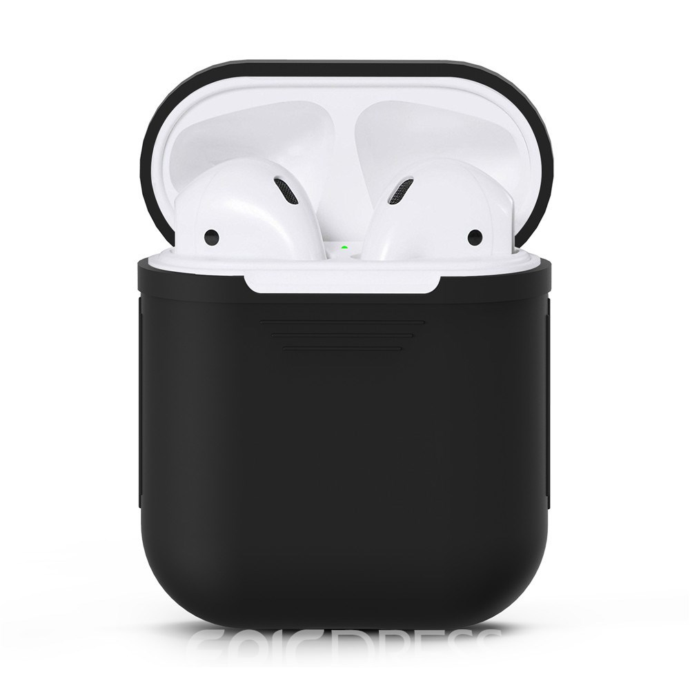 Ericdress Silica Gel Color Airpods Case