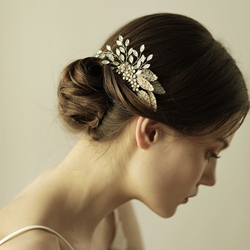 Ericdress Womens Fully-Jewelled Hair Accessories Wedding Accessories