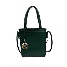 Ericdress Simple Bucket Type Zipper Crossbody Bag