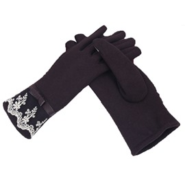 Ericdress Retro Style Graceful Women's Gloves