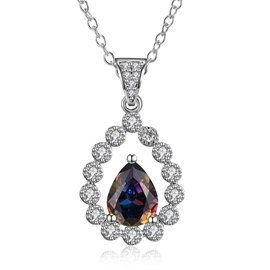 Ericdress All Match Pendant Necklace for Women