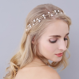 Ericdress All Match Imitation Pearl Women's Hair Accessories
