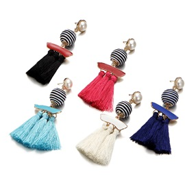 Ericdress National Style Tassel Earring for Women