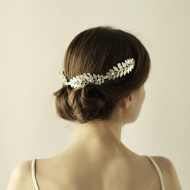 Ericdress Graceful Leaf Hair Accessories for Women