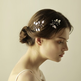 Ericdress Leaf Hair Accessories for Women