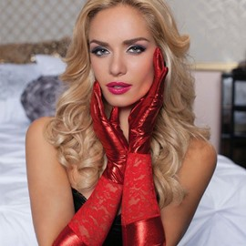 Ericdress Patent Leather LaceSexy Women's Gloves