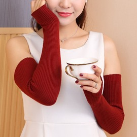 Ericdress Charming Winter&Autumn Wool Knitting Gloves