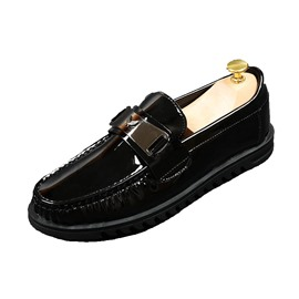 Ericdress Sequin Slip-On Plain Men's Oxfords