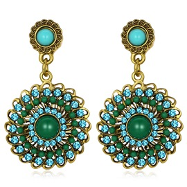 Ericdress Trendy Bohemia Style Women's Drop Earring